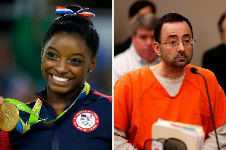 Olympic champion gymnast Simone Biles claims she was sexually abused by Team USA doctor
