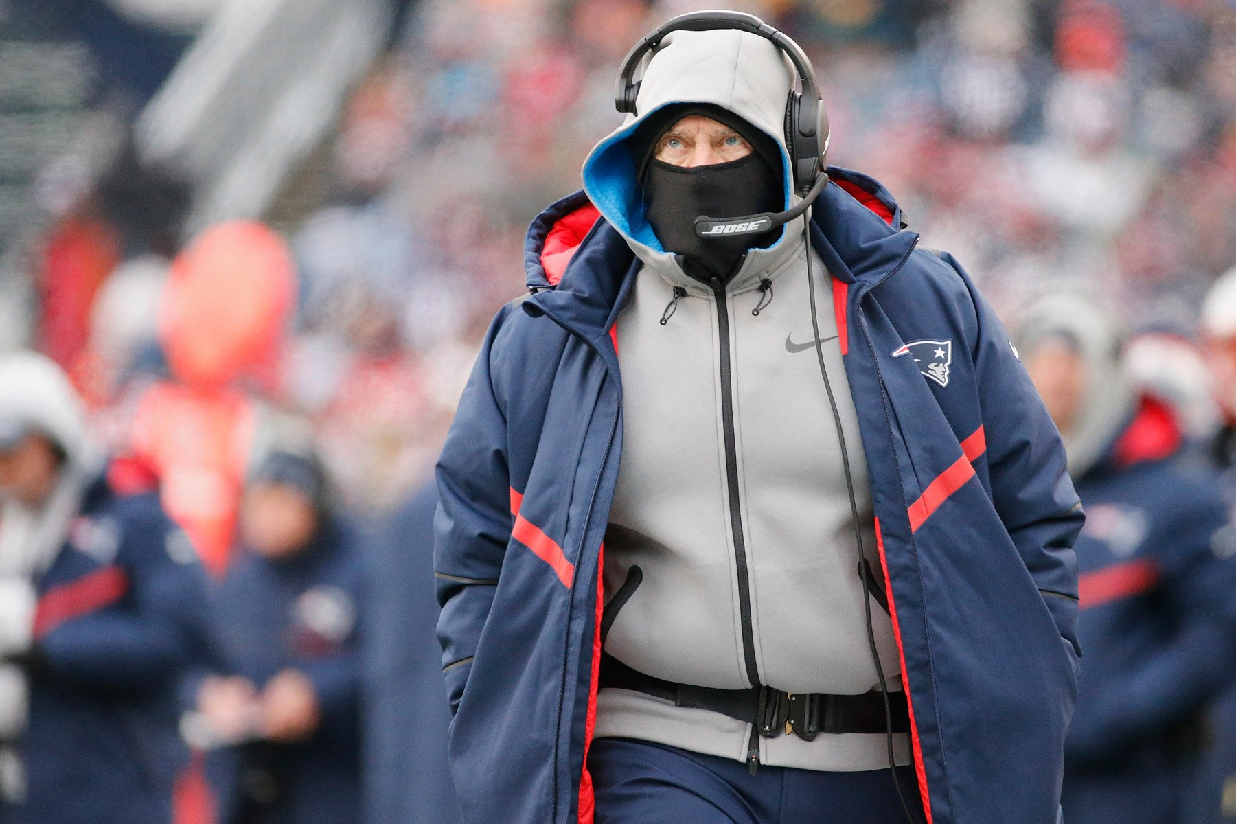 Here's proof the Giants can't afford not to pursue Bill Belichick
