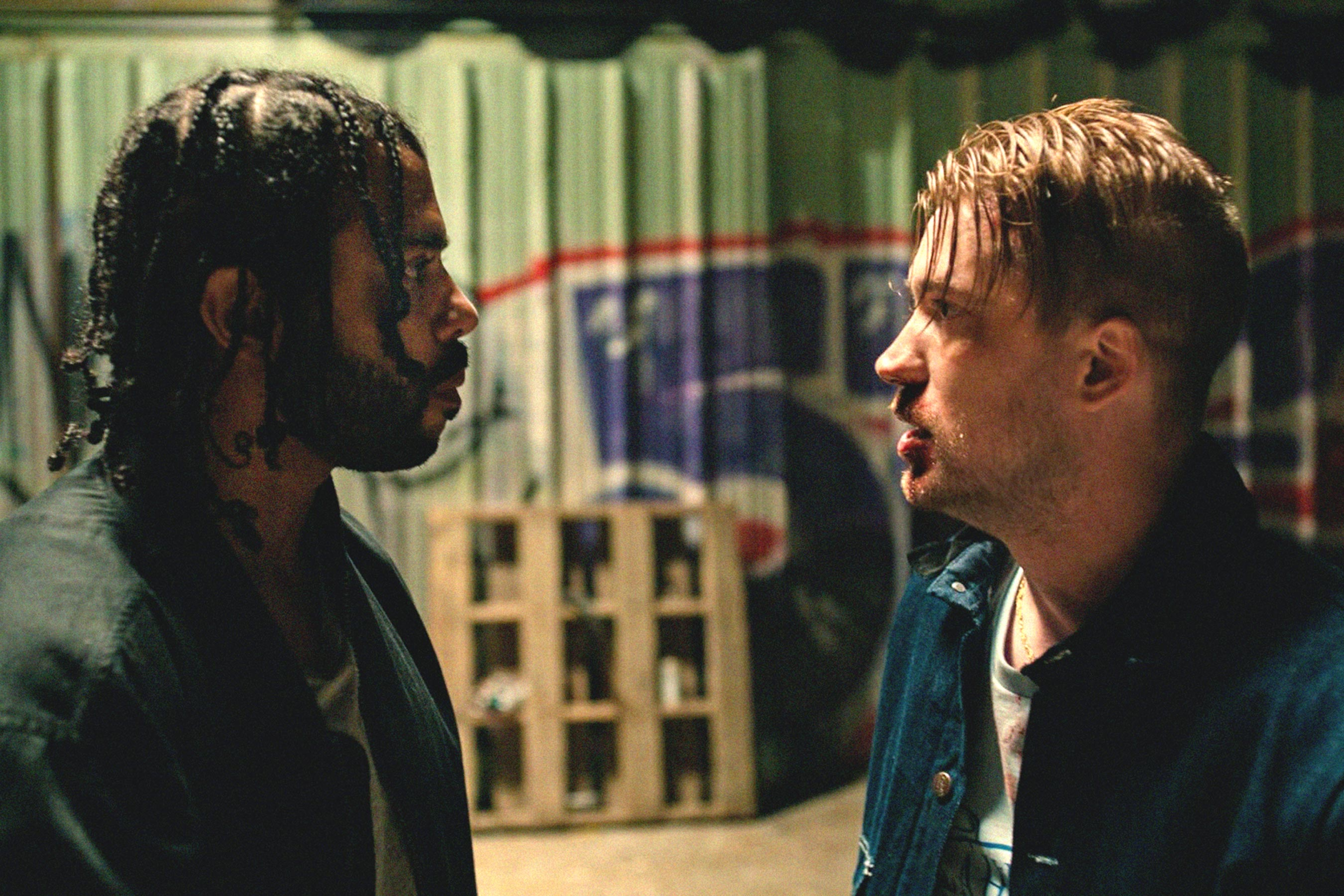 Daveed Diggs' comedy 'Blindspotting' unveils new poster