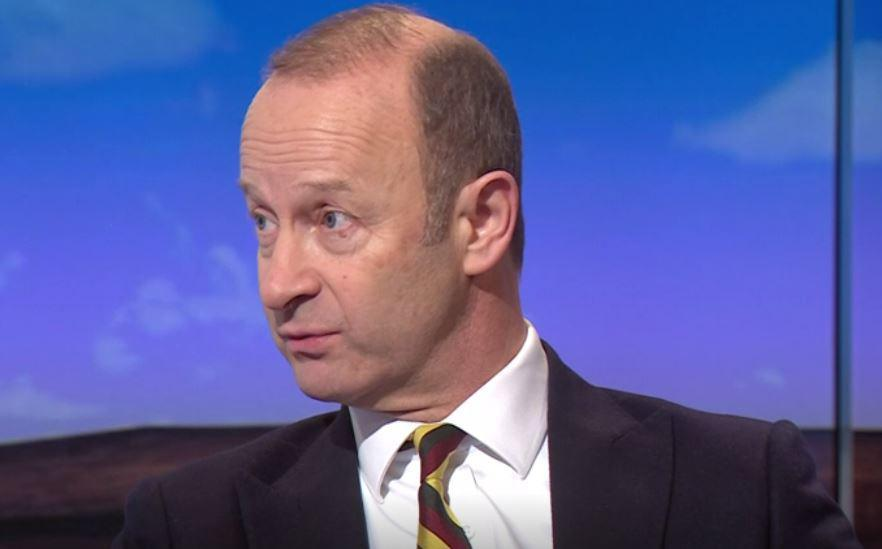 Ukip boss Henry Bolton admits he's 'got a lot of things to sort out' after affair with model, 25, is exposed but insists he is not distracted from bid to revive party