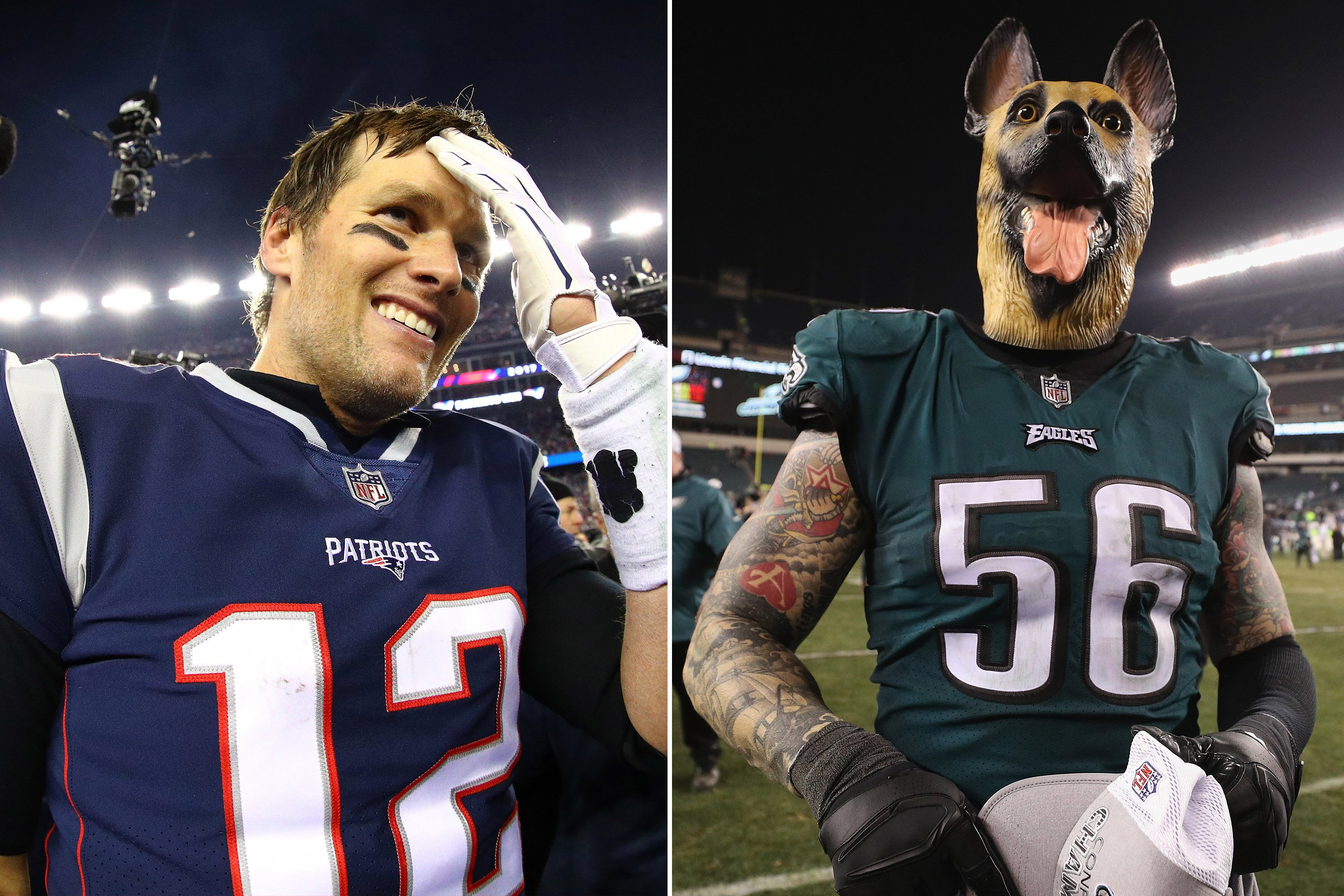 Fearless Eagles nation relishes ultimate underdog Super Bowl