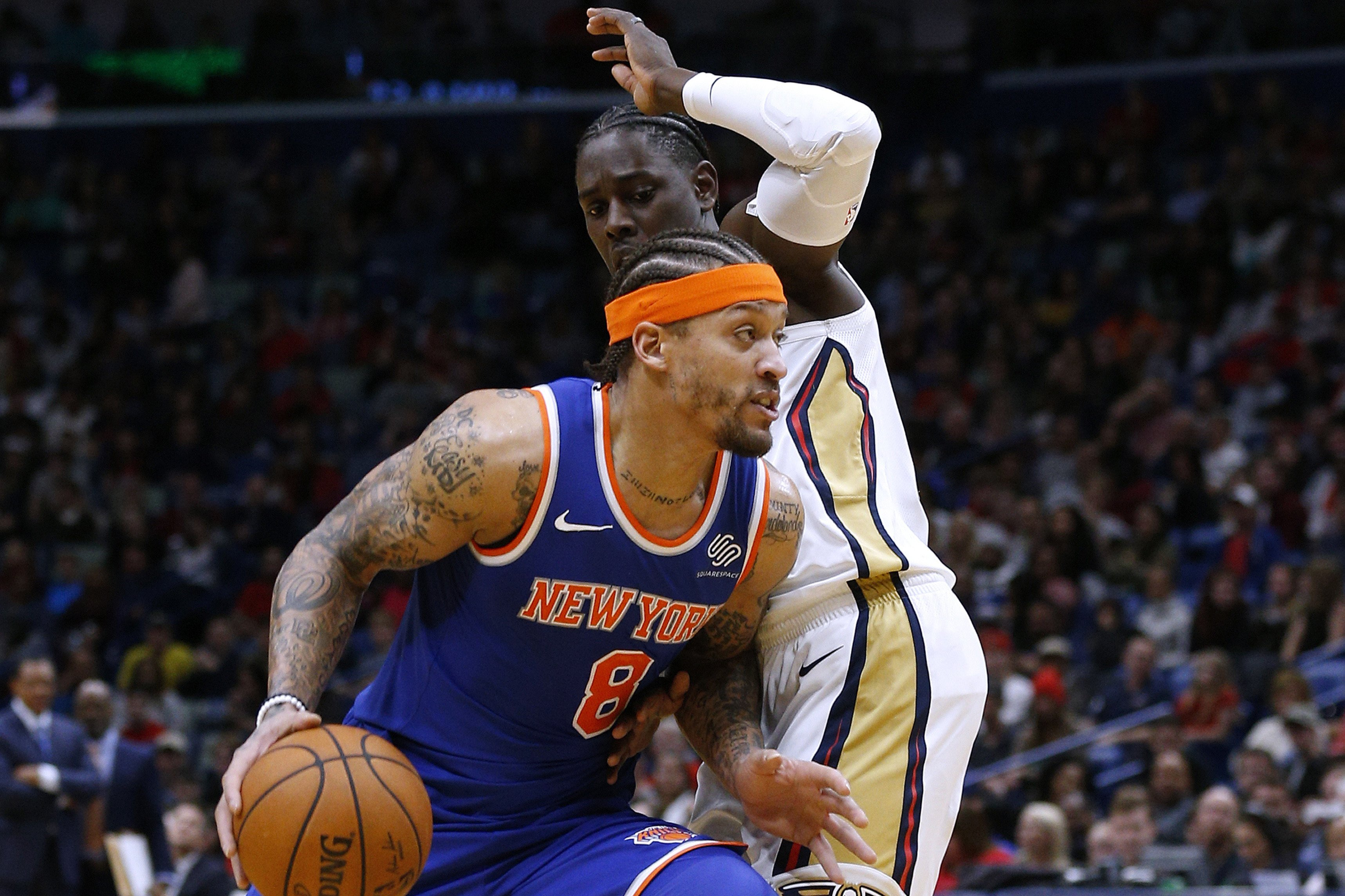 Michael Beasley's fate is sealed, and he knows it