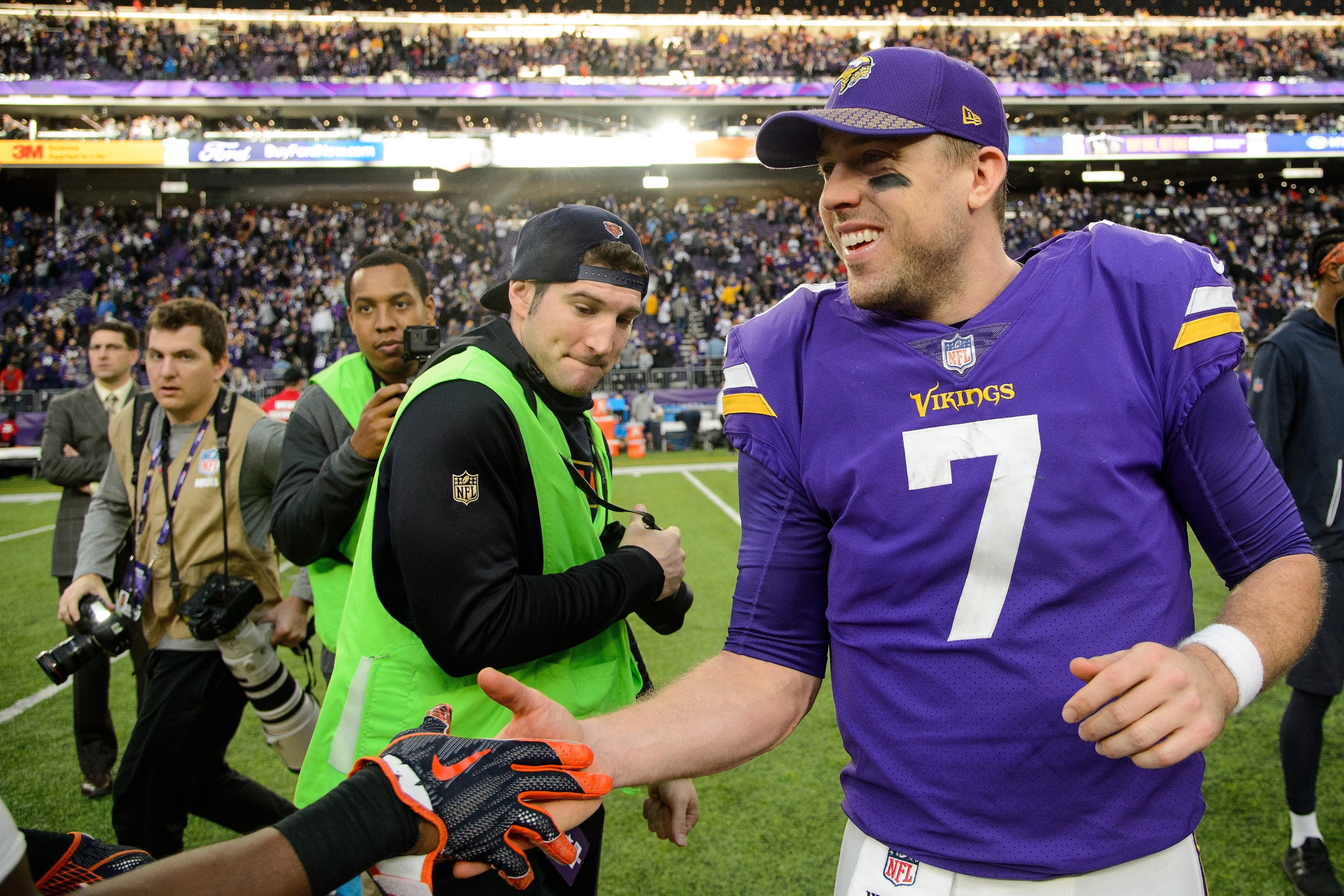 Case Keenum on Pat Shurmur, John Elway and being a breakout NFL star