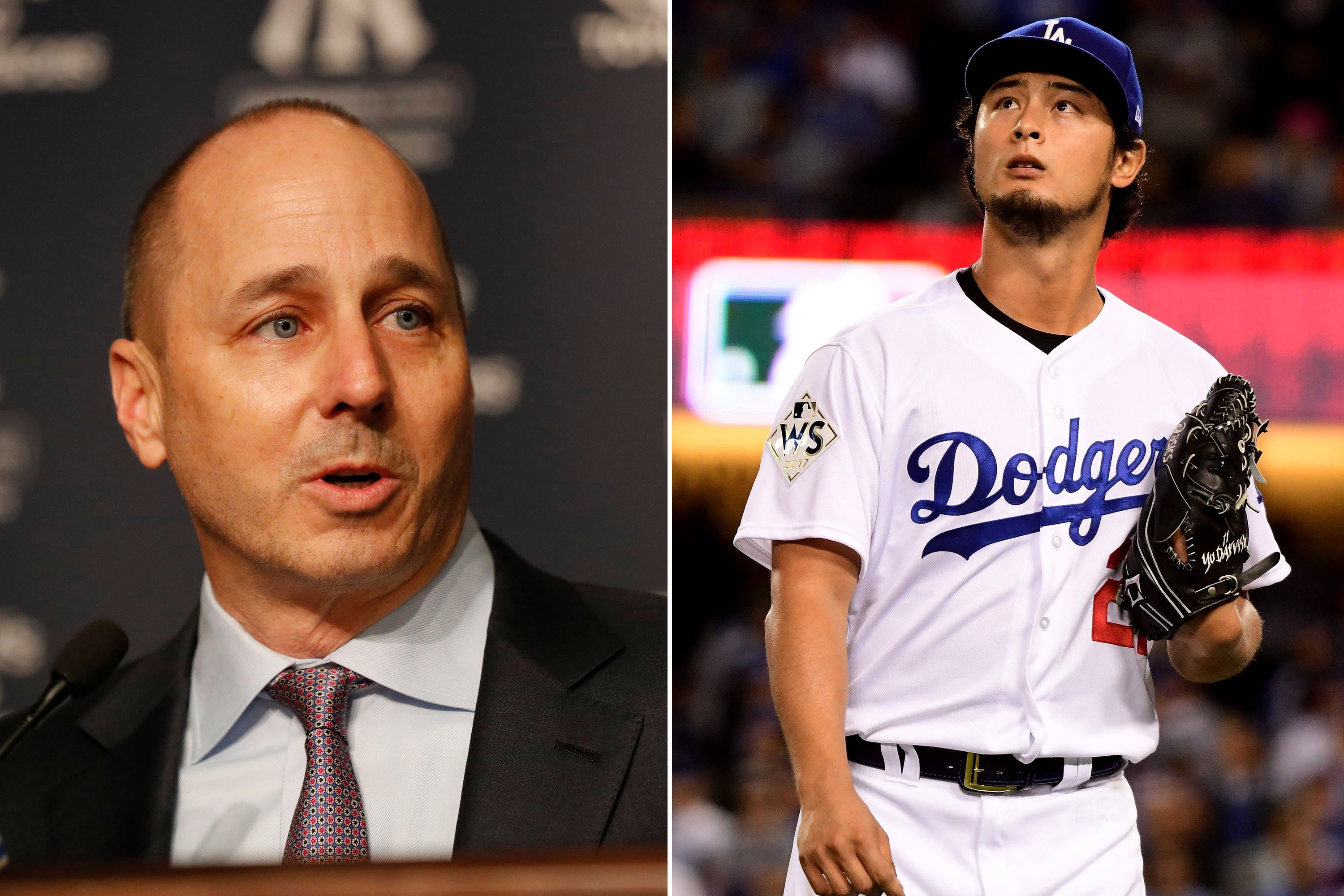 Yankees and Yu Darvish want each other, but it's complicated