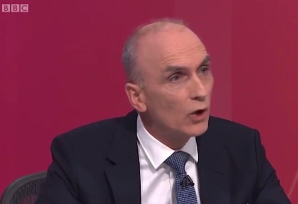 Labour MP is mocked by Question Time audience as he boasts Jeremy Corbyn will be 'the best PM in history'