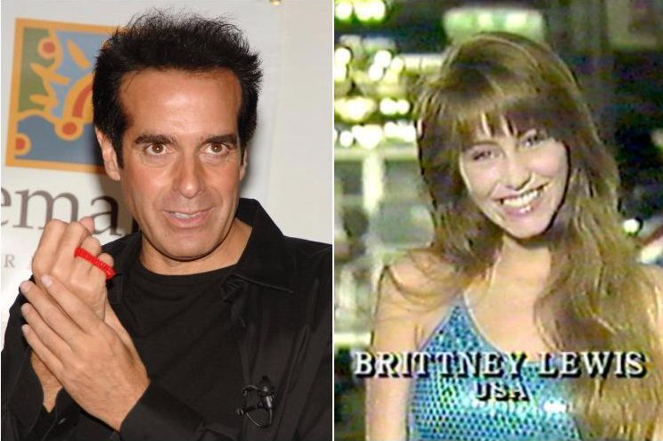 David Copperfield accused of drugging and raping teen model in late 80's