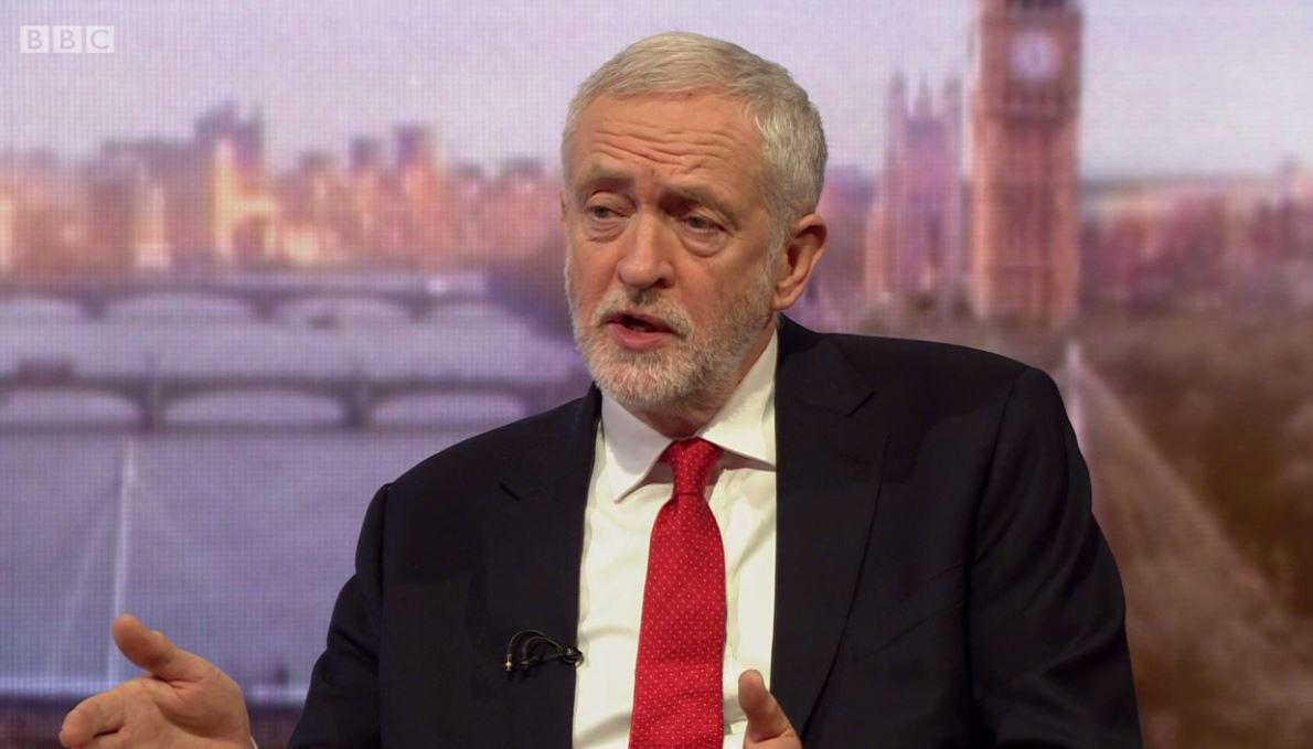 Jeremy Corbyn refuses to say there's ANYTHING he likes about capitalism but praises Chinese economy