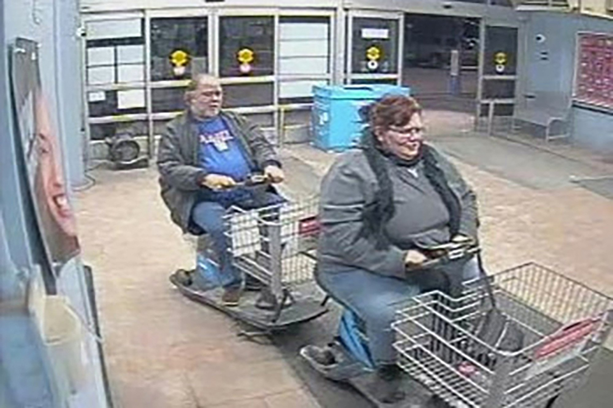 Electric scooter bandits turn themselves in for Walmart theft