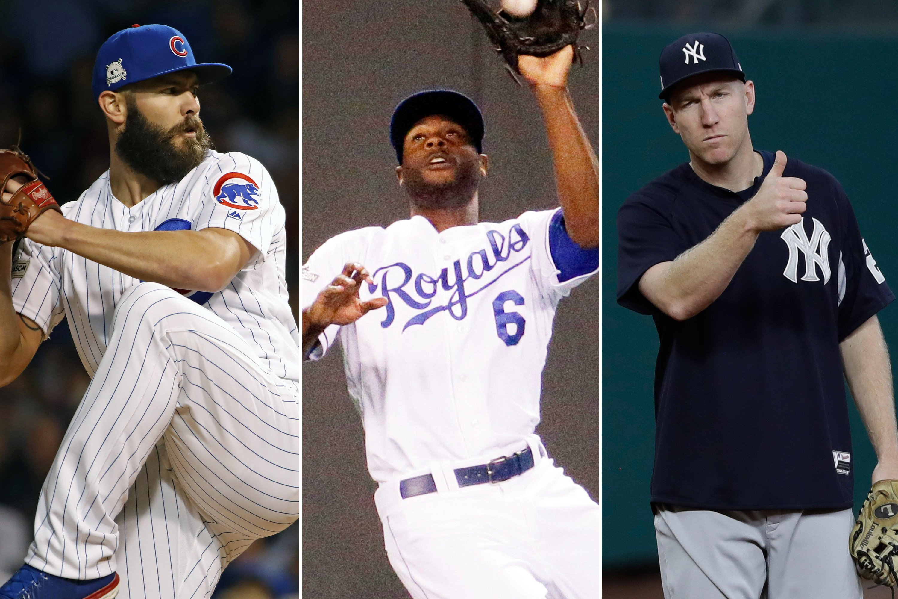 Re-thinking where MLB's top 10 free agents will (eventually) sign