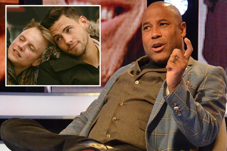 John Barnes hits back at claims he made homophobic comments in the Celebrity Big Brother house