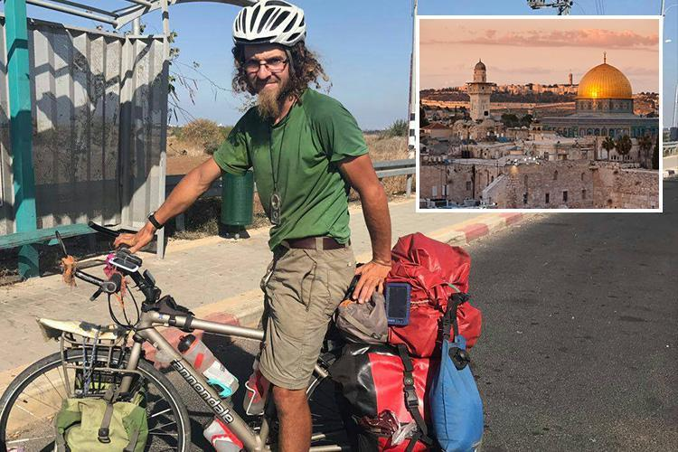 Brit tourist missing in Israeli desert may think he's the Messiah due to bizarre 'Jerusalem syndrome' caused by visit to Holy Land