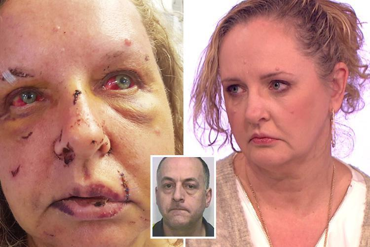 Plenty of Fish wife reveals harrowing moment husband tried to kill her after row over BGT
