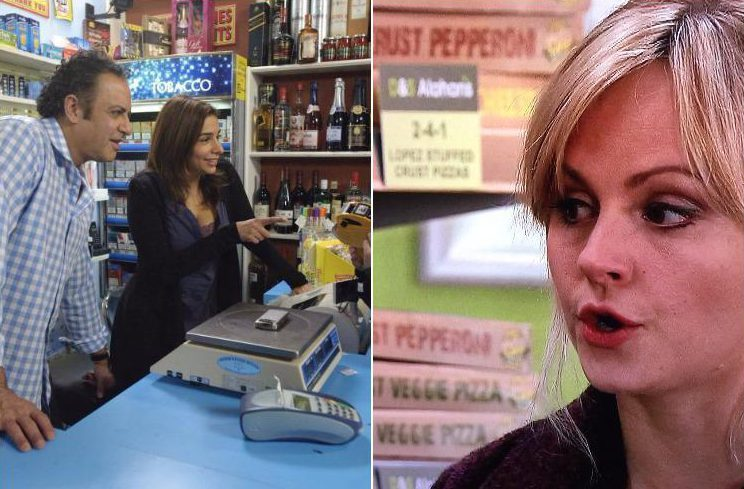 Coronation Street fans call for Dev's shop to be shut down after spotting this health and safety blunder