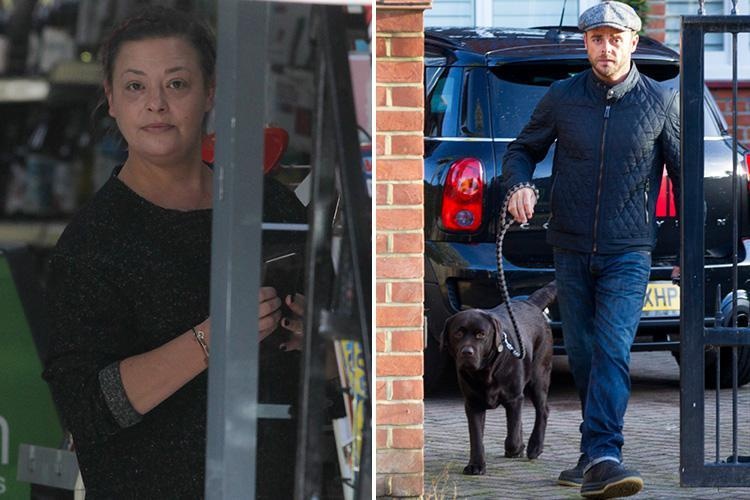 Ant McPartlin's wife Lisa Armstrong 'sleeping in pal's spare room' as she makes 'fresh start' after split
