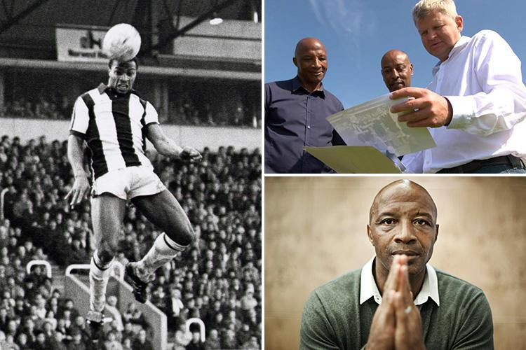 Indestructible footie ace Cyrille Regis gave black kids the chance to dream and inspired a generation says close friend