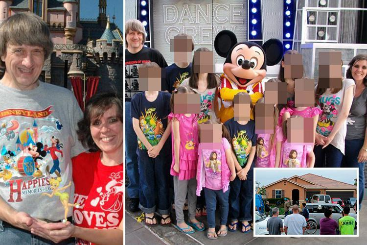 Inside The Creepy Disney Vacations Taken By California S House Of