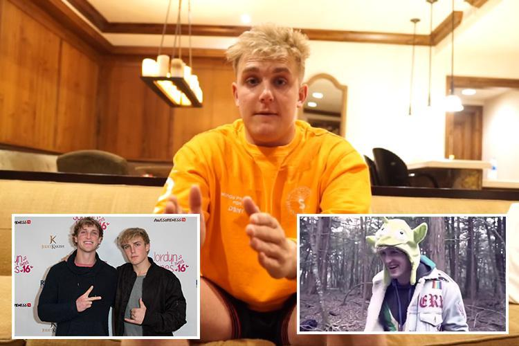 Logan Paul's brother breaks silence to DEFEND shamed Youtube star sibling over suicide video