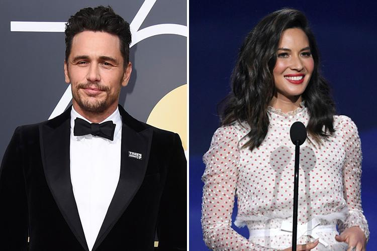 James Franco skips Critics' Choice Awards after five women make sex misconduct claims against him