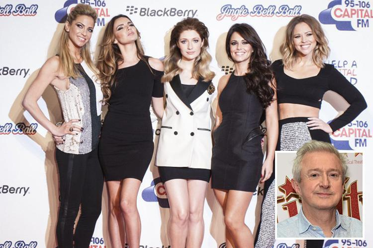 Louis Walsh says Girls Aloud WILL reform — but he won't manage them