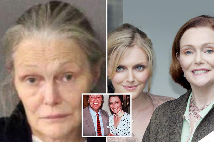Tessa Dahl whose daughter is supermodel Sophie Dahl is charged with theft for 'refusing to pay £3,970 hotel bill'