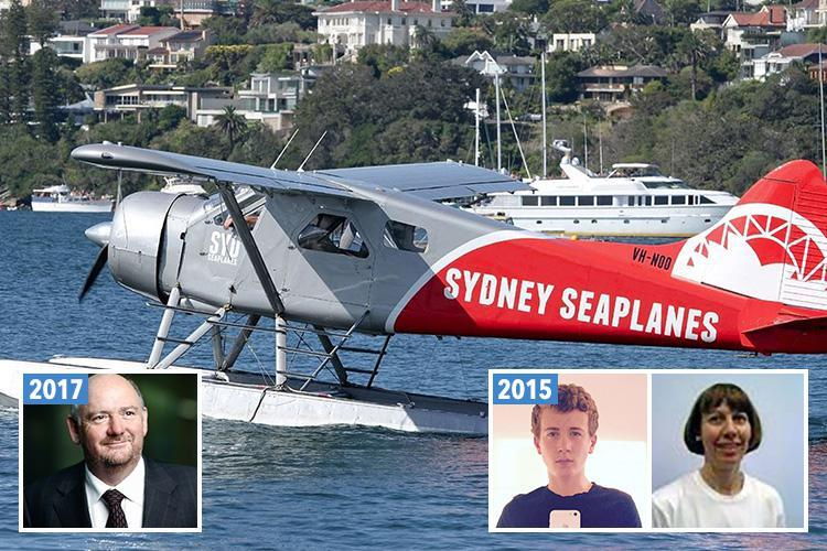 Model of seaplane that crashed killing five Brits in Sydney caused deaths of another UK family two years ago