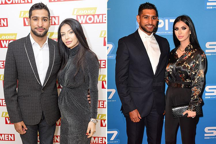 Amir Khan says break from wife 'cured him' as he insists he won't make 'silly mistakes' with other women again