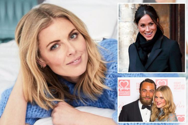 Donna Air says Meghan Markle is 'very nice' after meeting her at Pippa Middleton's wedding