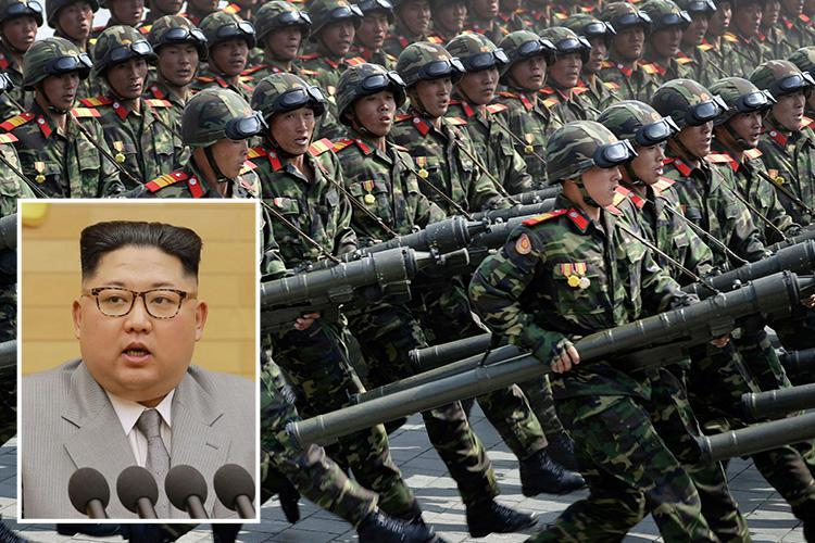North Korea has kamikaze pilots ready to fight to the death, top general warns – as he says ousting Kim Jong un is like 'trying to get rid of Allah in Iraq'