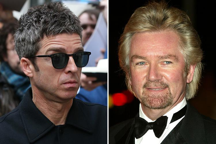 Noel Gallagher reveals his VERY awkward run-in with Noel Edmonds at dinner