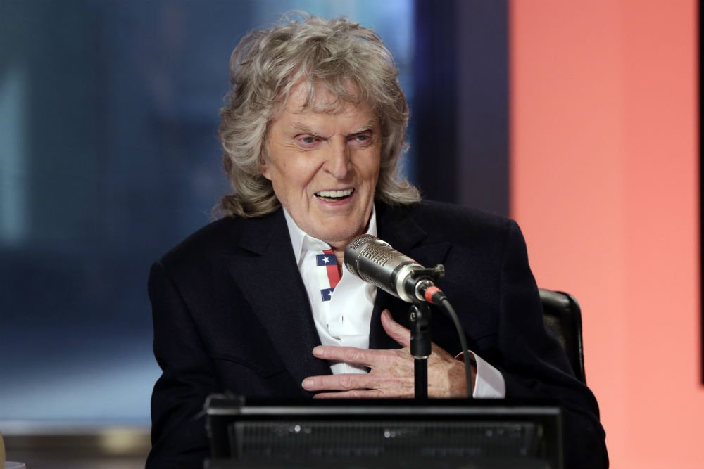 Controversial Radio Host Don Imus Stepping Down