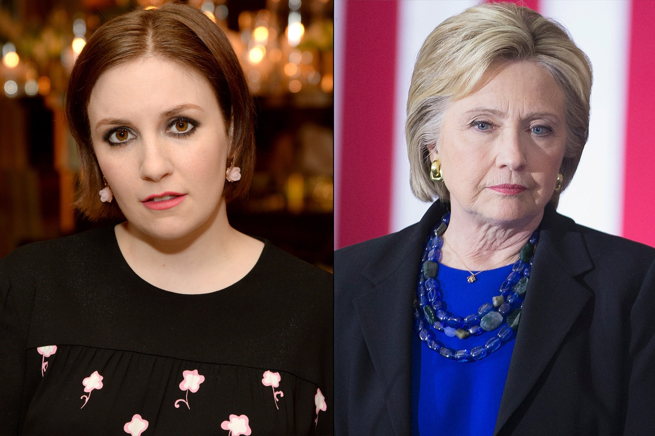 7e85b9f235d660 Harvey Weinstein: Lena Dunham claims she warned Clinton campaign about  producer's alleged behavior
