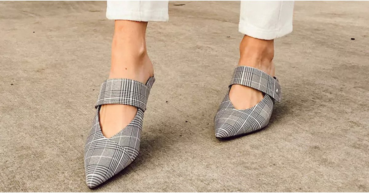 13 Cute and Comfortable Office-Appropriate Shoes — All Under $50
