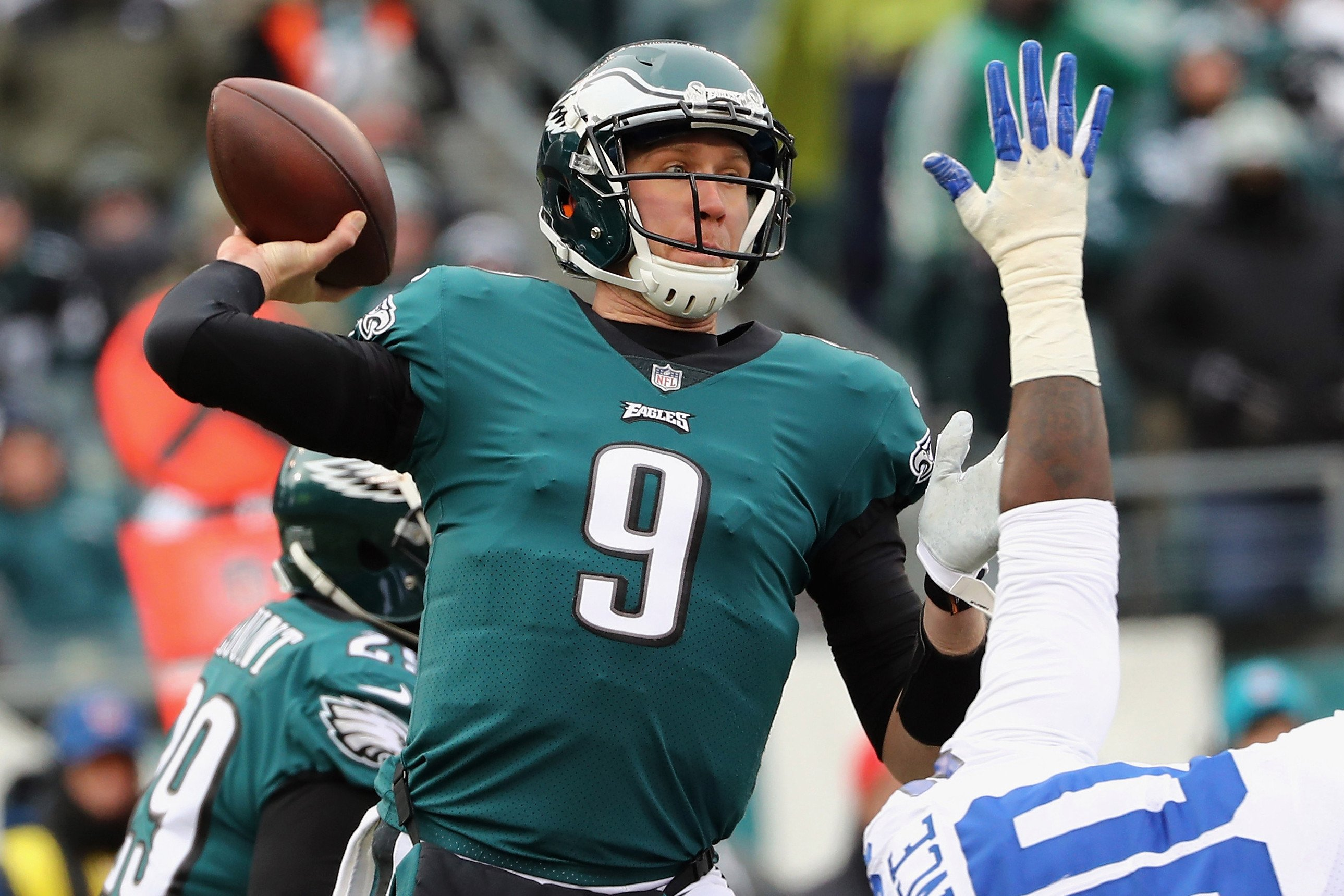 Nick Foles has second chance to be a Rocky-like Eagles hero