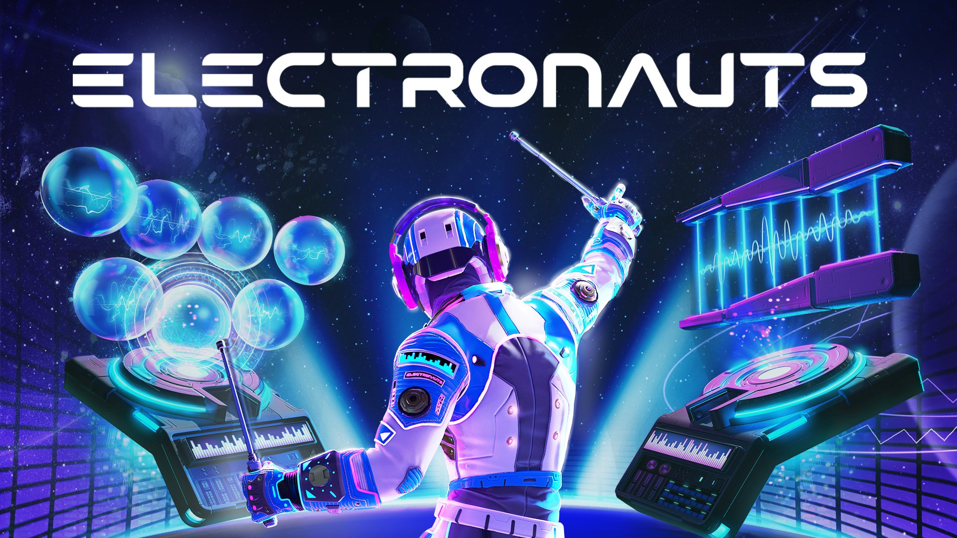 VR Music App Electronauts Could Be the Next Tilt Brush