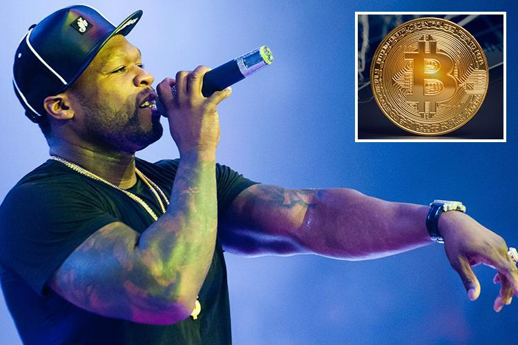 50 Cent allowed fans to buy his 2014 album 'Animal Ambition' using Bitcoin earning him MILLIONS