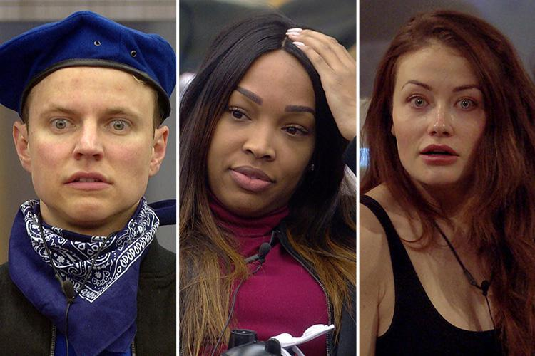 Celebrity Big Brother will evict three celebs this Friday in a 90 minute special show