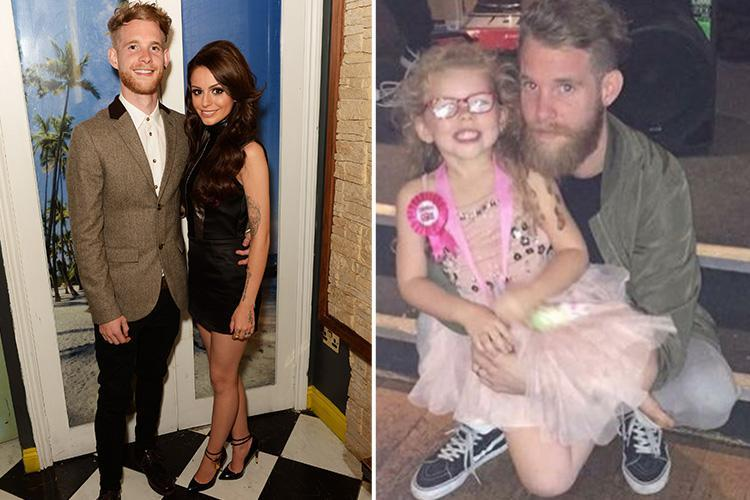Cher Lloyds Husband Has Left Six Year Old Daughter Crying All The