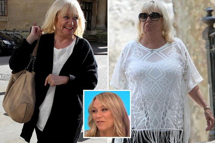 Judy Finnigan has lost 'loads of weight' eating raw fish, reveals daughter Chloe Madeley