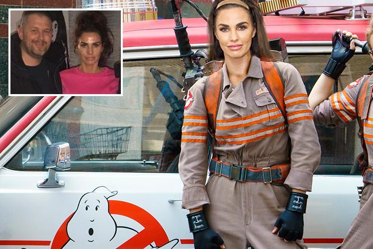 Katie Price calls in ghostbusters after being plagued by spooks at her Sussex mansion