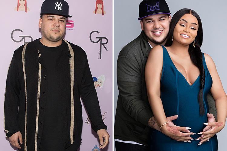 Rob Kardashian slams claims he attacked ex Blac Chyna and left her 'in pain and unable to walk properly'