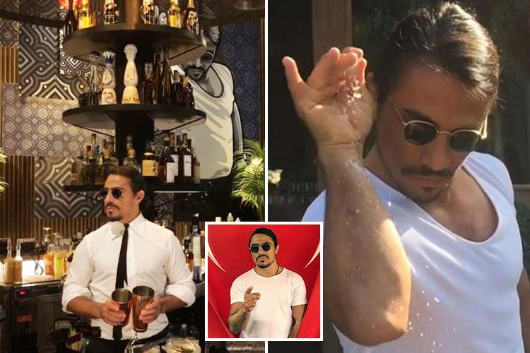 Salt Bae is about to open his first New York steakhouse thanks to salt sprinkling video fame
