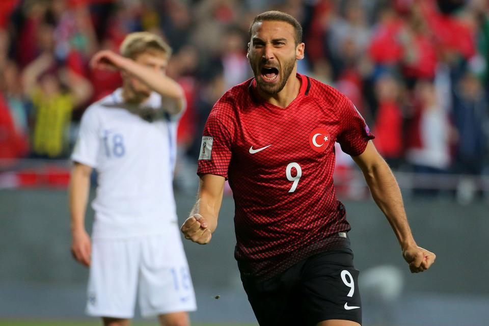 Everton transfer news: Cenk Tosun arrives on Merseyside next week to seal £7.5m-a-year deal