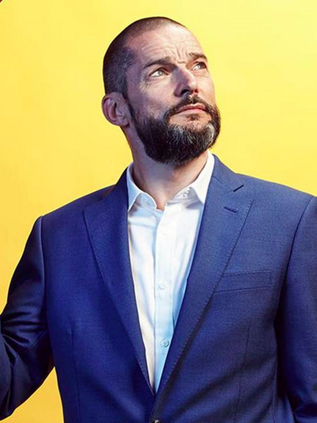 Who is the First Dates' restaurant owner Fred Sirieix