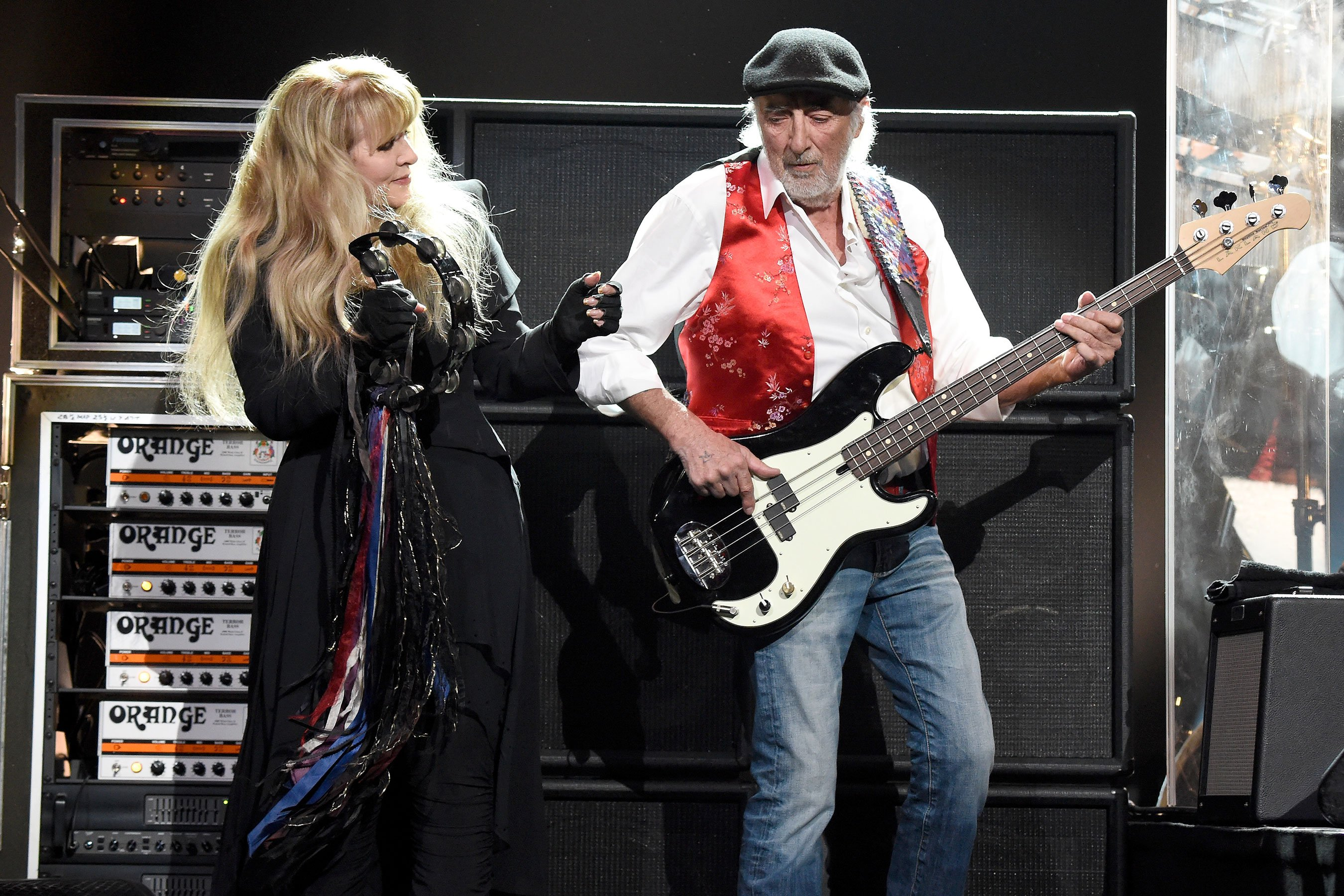 Fleetwood Mac shine at 2018 MusiCares Person of the Year benefit