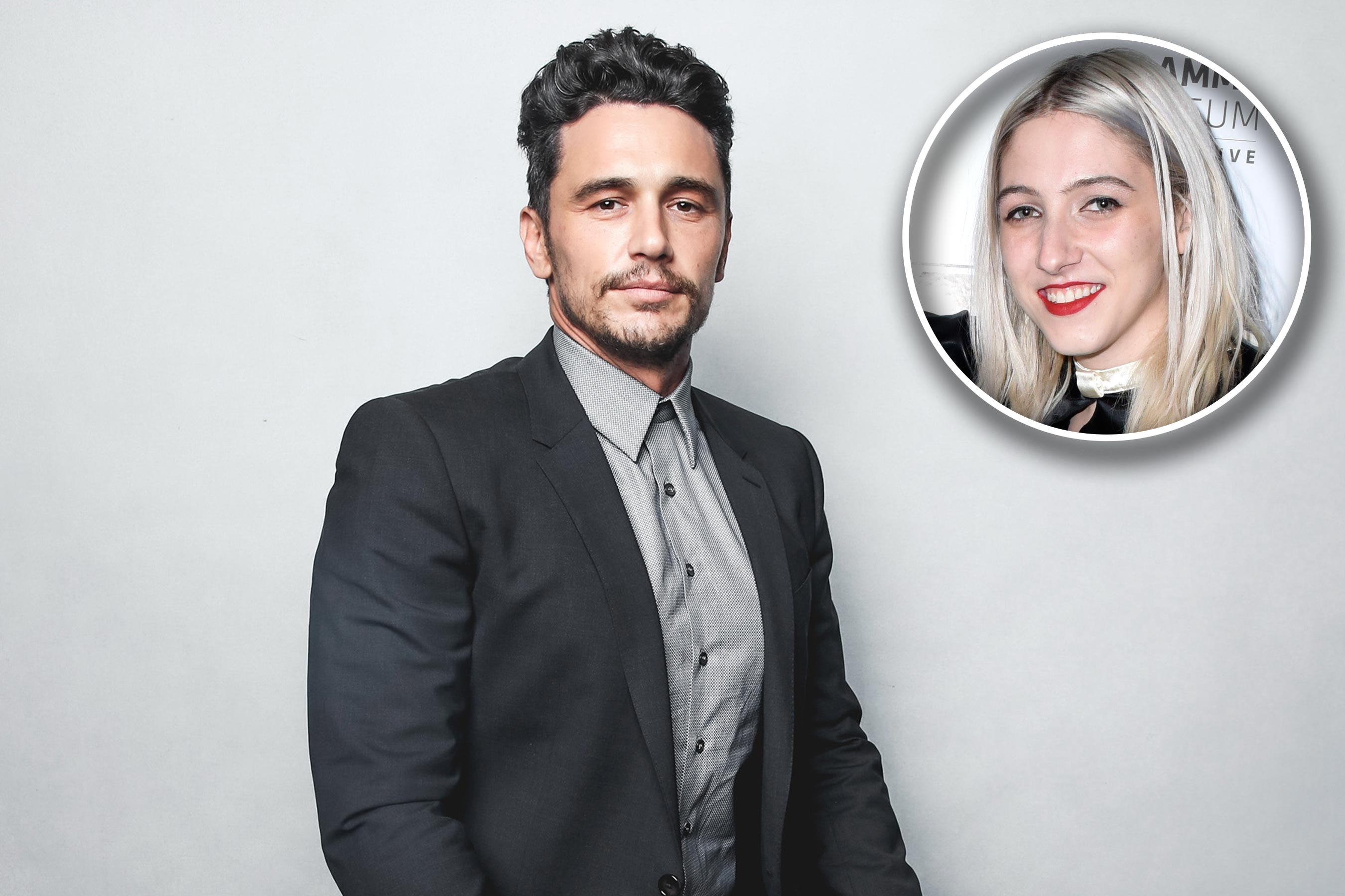James Franco accuser Violet Paley says she wants him to 'promise to change'