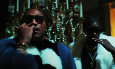Future and Young Thug Are Surrounded by Snakes in Spooky 'Mink Flow' Music Video