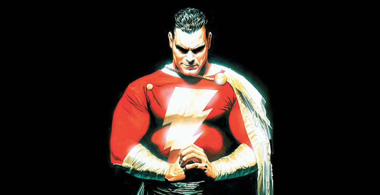 DC's Shazam movie gets April 2019 release date
