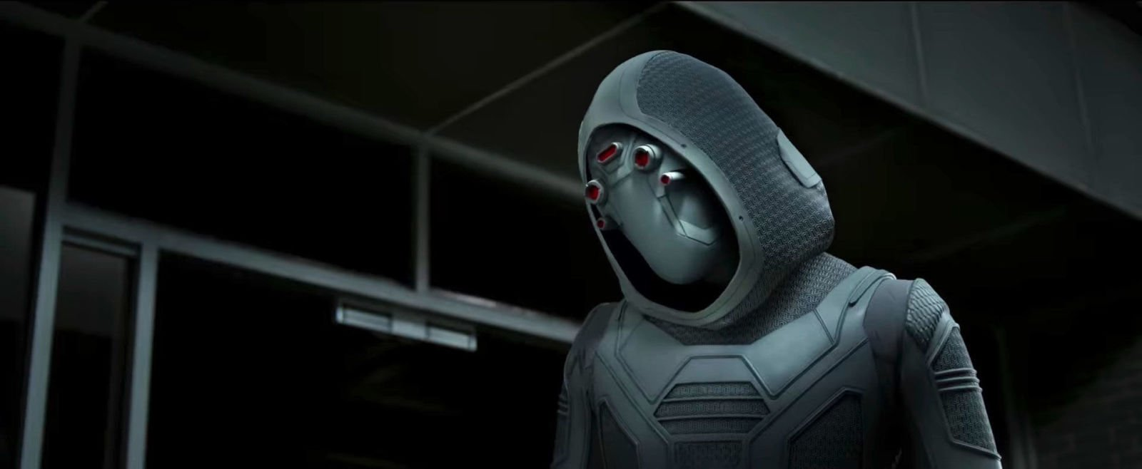 Ant-Man and the Wasp reveals first clear look at female villain Ghost in costume