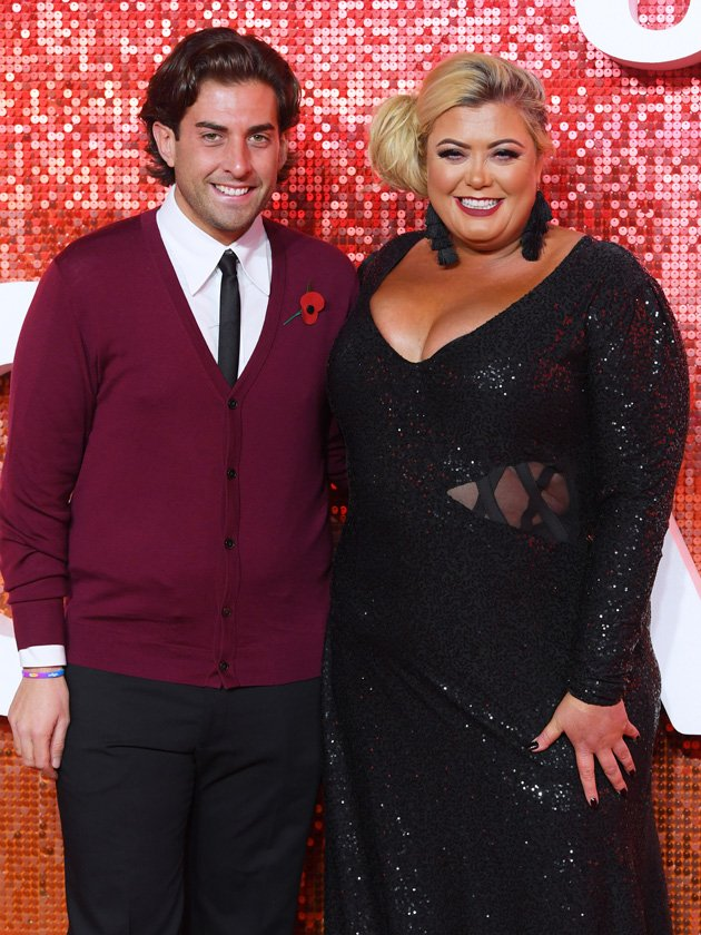 TOWIE's Gemma Collins spotted KISSING James 'Arg' Argent in Marbella
