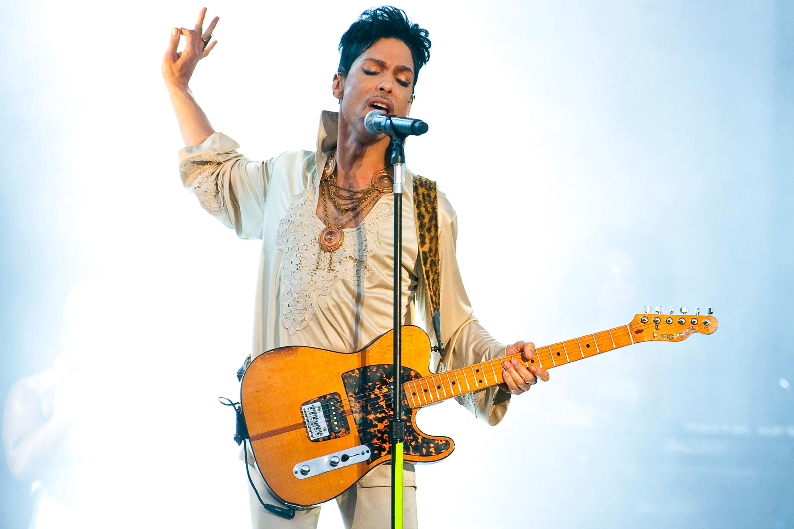 Prince's estate announces 'Big Screen' concert featuring unreleased material